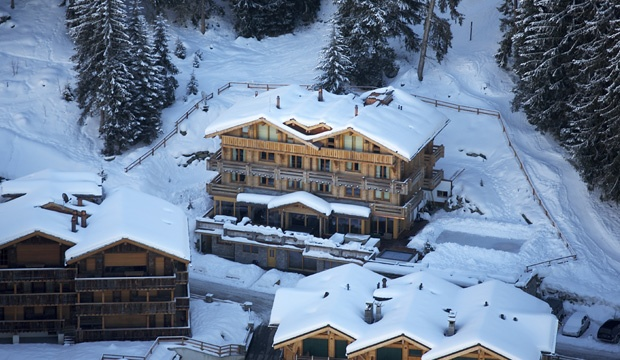 Kick Off The Ski Season This December With A Stay At The Stunning Chalet Lodge In Verbier