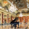 The St. Regis Rome Meeting room Ritz piano